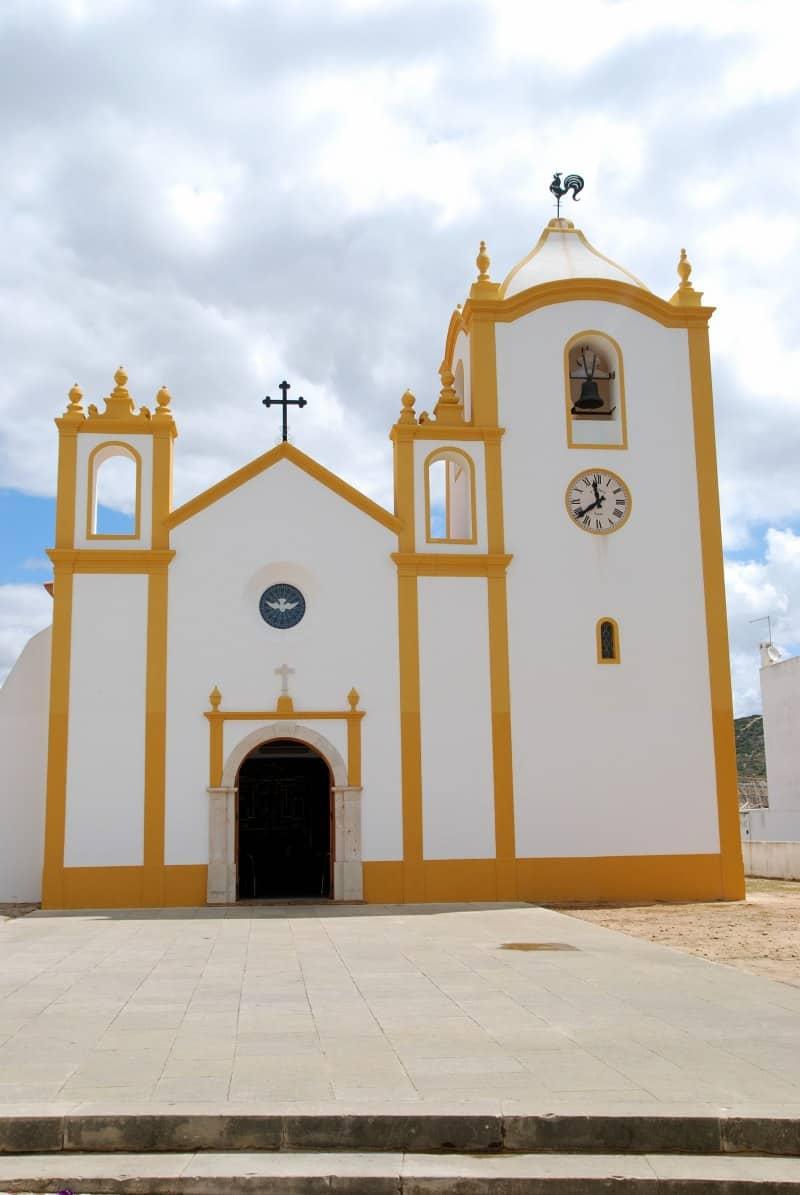 St Vincents Algarve  Nossa-Senhora-da-Luz-Algarve